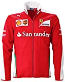 Puma Herren SF Scuderia Ferrari Formel 1 Team Softshelljacke