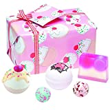 Bomb Cosmetics Cherry Bathe-well Giftpack