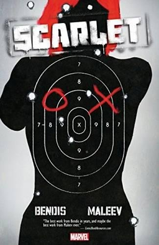 Scarlet Book 2 Cover Image