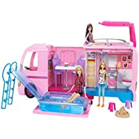 Barbie Supercaravana, Autocaravana muñeca (Mattel FBR34)