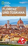 National Geographic Traveler Florenz und Toskana mit Maxi-Faltkarte - Tim Jepson