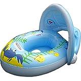 Wokee Float Sitz Boot Baby Ring Pool Schwimmen Aufblasbare Schwimmen Sicher Floß Kid Wasser Auto Aufblasbarer Kinder Schwimmring,Perfekt Schwimmtrainer Für Kinder