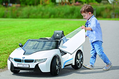 #BMW i8 Spyder Cabrio Elektro Kinderauto Kinderfahrzeug Kinder Elektroauto Kinderauto#