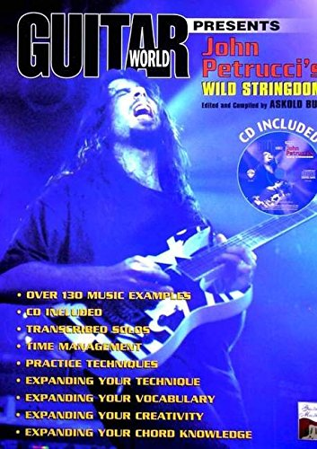 John Petrucci - Wild Stringdom (Guitar World Presents)