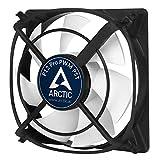 Arctic F12 Pro PWM PST - 120 mm PWM PST Gehäuselüfter | Vibrationsabsorption | PST-Anschluss (PWM Sharing Technology) | Parallelschaltung von Lüftern