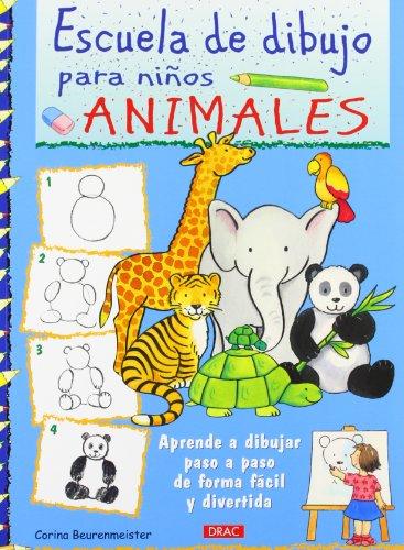 Escuela De Dibujo Para Niños. Animales