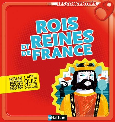 Rois et reines de France par Jean-Michel Billioud