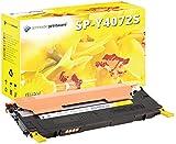 SCHNEIDERPRINTWARE Hochleistungs-Toner mit 100% höhere DRUCKLEISTUNG als Ersatz für CLT-Y4072S Gelb yellow für Samsung CLP-320 CLP-325W CLX-3180 CLX-3185 CLX-3185FN CLX-3185FW CLX-3185N CLX-3185W