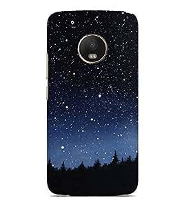 Printvisa Natural Scene Tree Designer Hard Back Case For Motorola Moto G5 Plus :: Moto G5+
