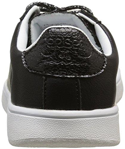 Little Cerise Lc Sacha, Baskets Basses Fille Noir (Black)
