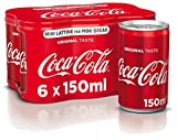 Coca Cola Original Coke (12x150ml Dose)