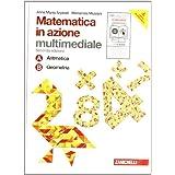 Matematica in azione. Con espansione online. Per la Scuola media. Con DVD-ROM: 1