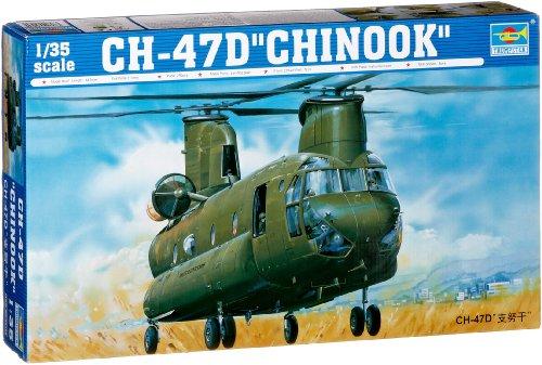 Trumpeter 05105 Modellbausatz CH-47D Chinook Preisvergleich