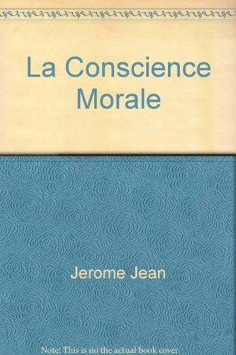 La conscience morale par Jean Jérôme