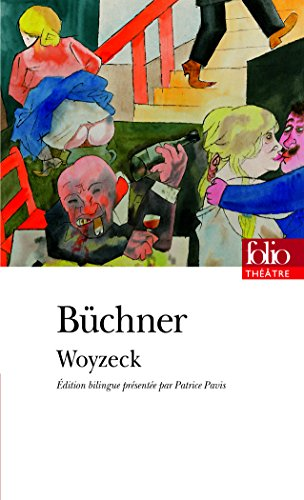 Woyzeck (Folio Théâtre) por Georg Büchner