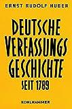 Deutsche Verfassungsgeschichte seit 1789, in 8 Bdn, Bd.3, Bismarck und das Reich - Ernst Rudolf Huber