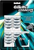 Gillette Mach3 Razor Blades