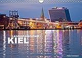 Landeshauptstadt Kiel (Wandkalender 2019 DIN A4 quer): Die sehenswerte Hauptstadt Schleswig-Holsteins in einem Kalender vom Reisefotografen Peter ... (Monatskalender, 14 Seiten ) (CALVENDO Orte)