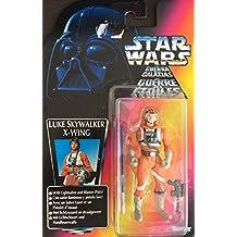 Star Wars Action Figur 69581 - Luke Skywalker X-Wing - mit Lichtschwert und Blaster Pistole