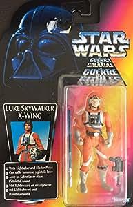 *STAR WARS FIGURINE LUKE SKYWALKER X-WING PILOTE (Potf Rc)*