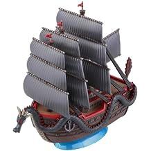 "Bandai Hobby Grand Ship Collection Dragon's Ship ""One Piece"" Model Kit"