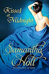 Kissed at Midnight by Samantha Holt (2015-02-17)