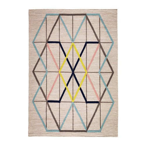 IKEA-PS-2014-Alfombra-flatwoven-multicolor-128x180-cm