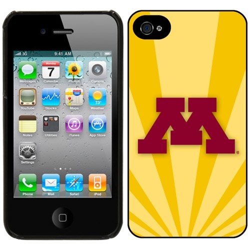 Pangea NCAA Minnesota Golden Gophers (Fernsehserie iPhone 4/4S Fall (Baseball Iphone 4 Fall)