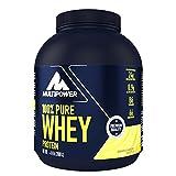 Multipower 100% Pure Whey, Complesso di proteine del siero del latte, gusto Banana-Mango, 2kg