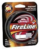 Berkley Fireline Fused Original Fishing Line, Flame Green, 6LB. by Berkley Nanofil
