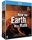 How the Earth was Made - Seasons 1 and 2 [Blu-ray] [Region Free]