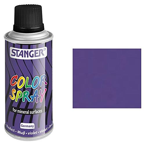 NEU Spray-Farbe 150ml-Dose von Stanger, violett
