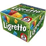 Schmidt Spiele 01201 - Ligretto groen, kaartspel