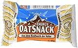 Energy OatSnack, natürliche Riegel - von Hand gemacht, Karamell-Kokos-Creme, 30 x 65 g