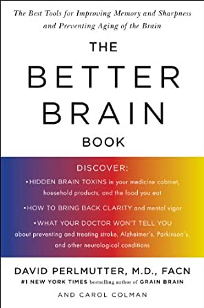 The Better Brain Book English Edition Ebook David