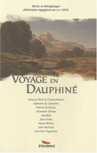Voyage en Dauphine