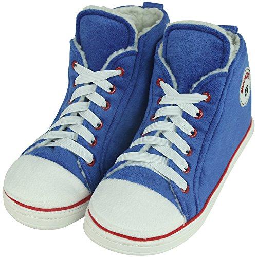 Gohom Uomo Blu Gohom Pantofole Blu Pantofole Pantofole Gohom Zaffiro Uomo Uomo Zaffiro Zaffiro Blu ra0UArW