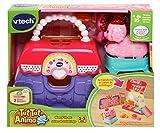 VTech - Tut Animo - Mon P'Tit Sac Salon de Toilettage + Bijou le Caniche Frou, 504405