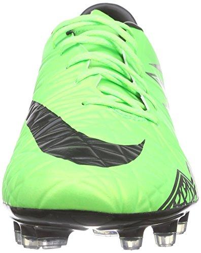 Nike , Chaussures de foot pour homme Multicolore Multicolore taille unique Vert - Grün (Green Strike/Black-Black)