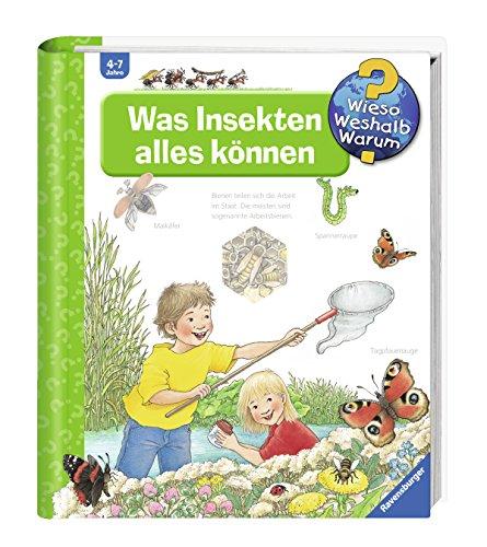 Was Insekten alles können (Wieso? Weshalb? Warum?, Band 39)