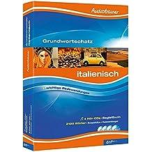 Audiotrainer Grundwortschatz, Italienisch Niveau A1 + A2