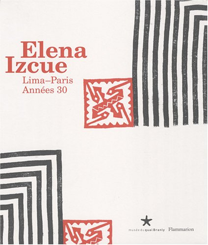 Elena Izcue : Lima-Paris Années 30