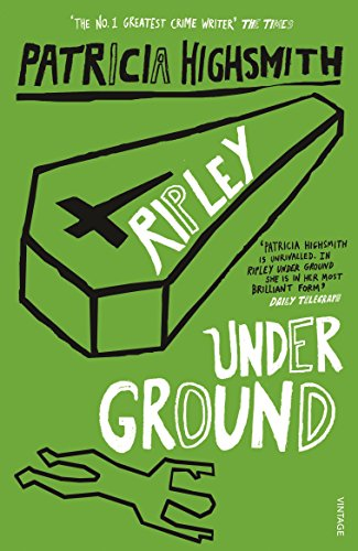 Ripley Under Ground por Patricia Highsmith