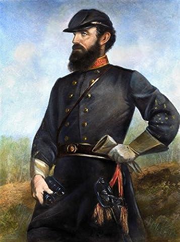 Stonewall Jackson /N(1824-1863). Thomas Jonathan 'Stonewall' Jackson. American Confederate General.