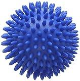 66fit Spiky 10cm Soft Massage Ball x 1pc - Trigger Point Reflexology Stress Release