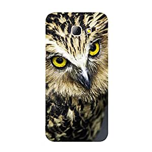 Back cover for Samsung Galaxy A7 2016 Staring Owl