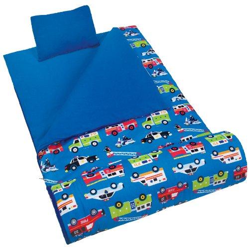 wildkin-17111-olive-kids-heroes-sleeping-bag