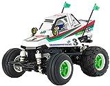 TAMIYA 58662 58662-1:10 RC Comical Grasshopper WR-02CB, ferngesteuertes Auto/Fahrzeug, Modellbau, Bausatz, unlackiert