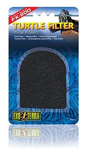 Exo Terra Fine Foam for External Turtle Filter 1