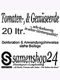 Tomatenerde 20ltr Gemüseerde in Gärtnerqualität